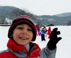 Photos des colonies de vacances de l'hiver 2018 Djuringa Juniors