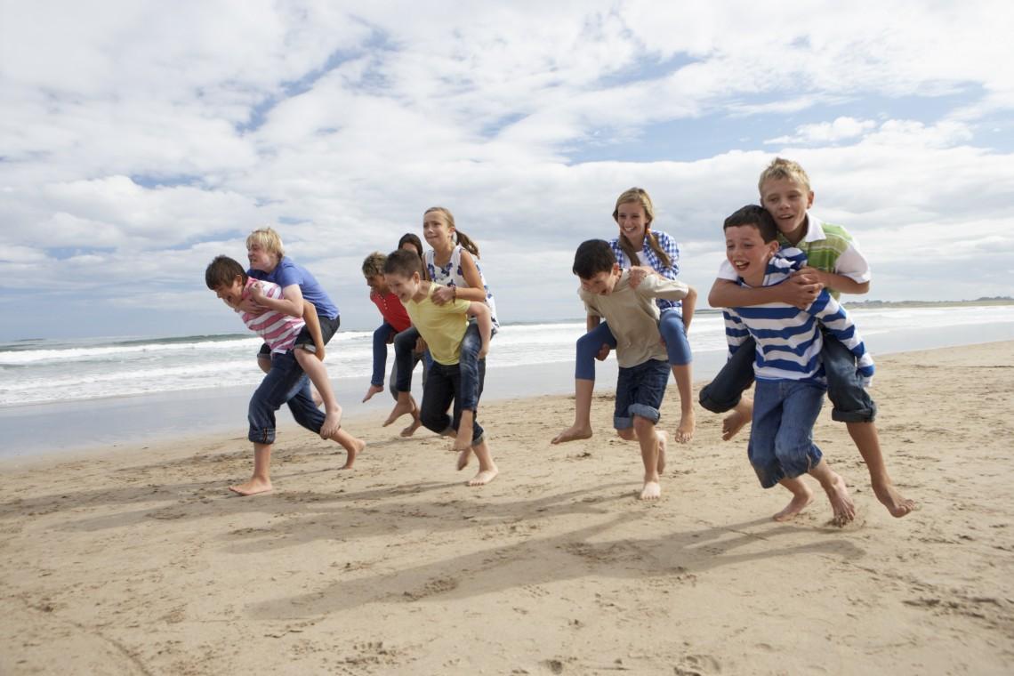 Colonie de vacances enfants