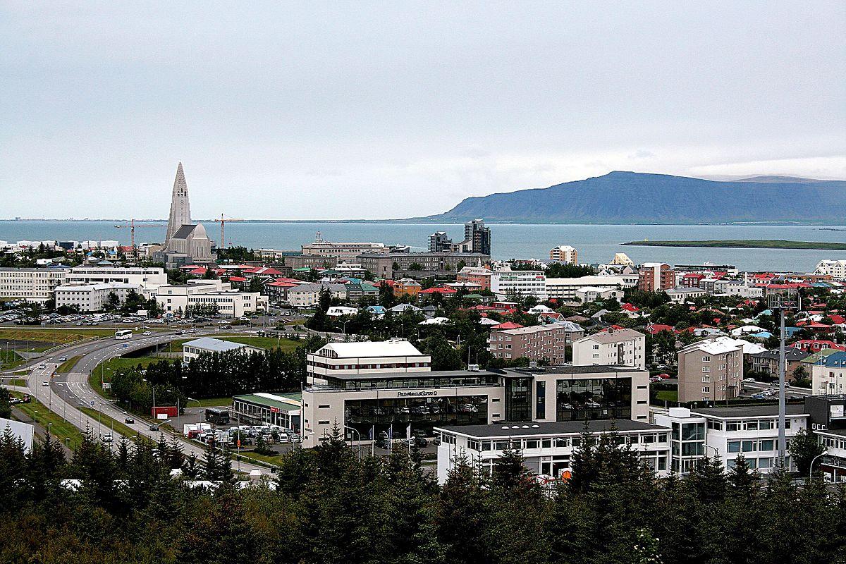 Colonie de vacances en Islande